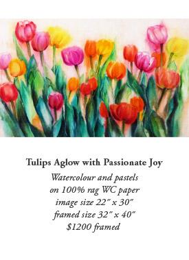 TulipsAglow