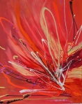 Reaching for the…….          acrylics on canvas 30×24$475